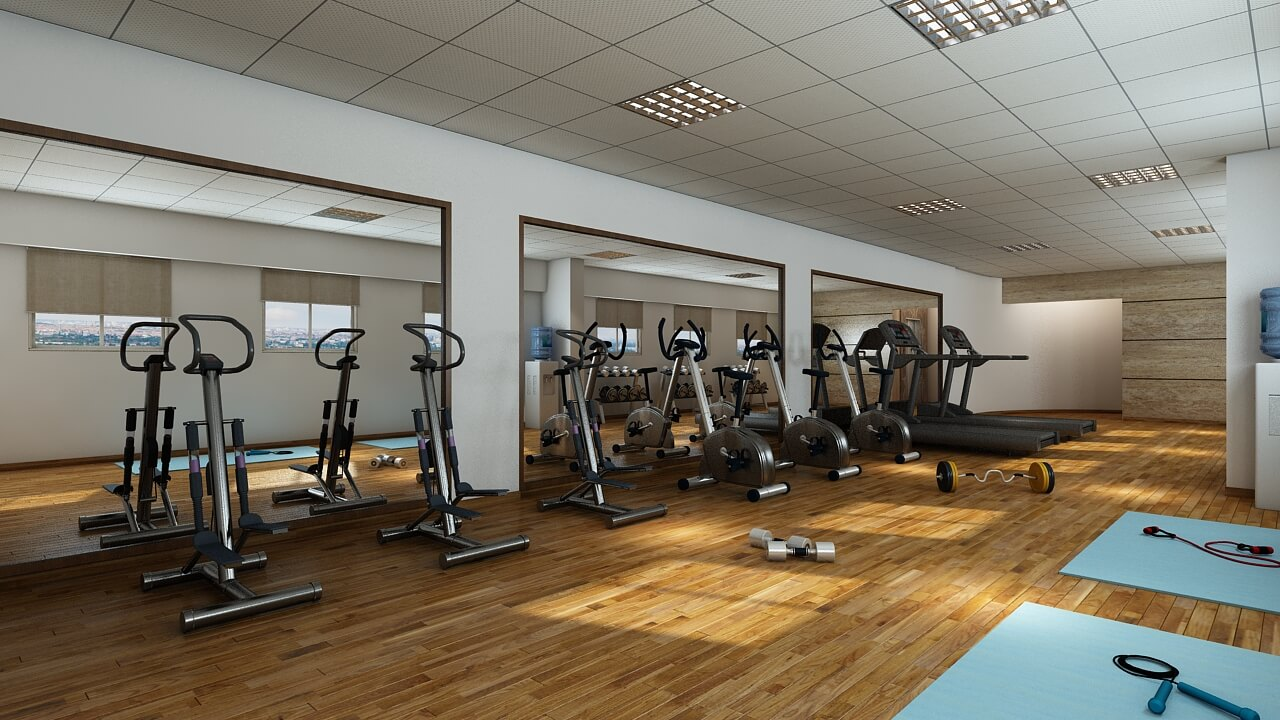 Enocore -amenities-gym-G corp